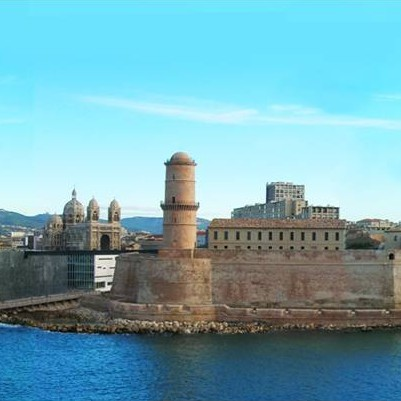 Fort St Jean Marseille